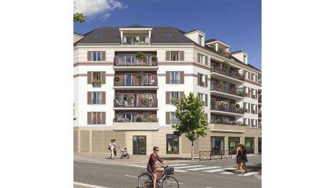 Appartement neuf Les Terrasses Sainte Honorine à Taverny