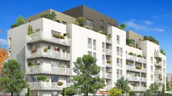 Appartements neufs Les Jardins d'Eole investissement loi Pinel à Cergy