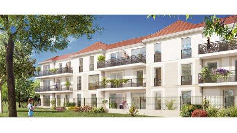 Appartements et maisons neuves Esprit Cottage à Charny