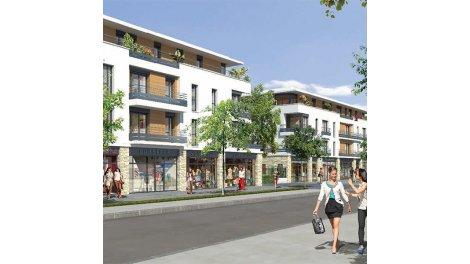 Appartement neuf Carré Bergame investissement loi Pinel à Plaisir
