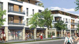 Appartements neufs Carré Bergame investissement loi Pinel à Plaisir