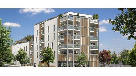 Appartement neuf Central Park à Nantes