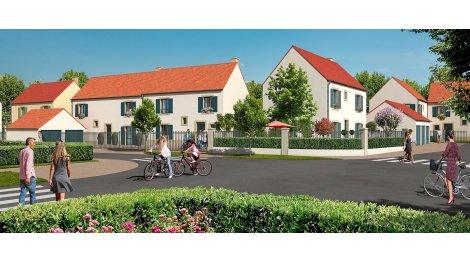 Maisons neuves La Closerie Pasteur - Maisons investissement loi Pinel à Moussy-le-Neuf