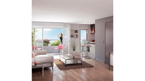 Appartement neuf Mod2vies investissement loi Pinel à Louvres