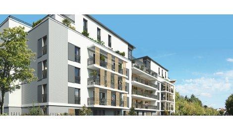 Appartement neuf Résidence de Maricourt investissement loi Pinel à Maurepas