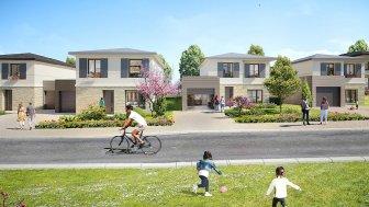 Appartements et maisons neuves Le Domaine de Flore investissement loi Pinel à Elancourt