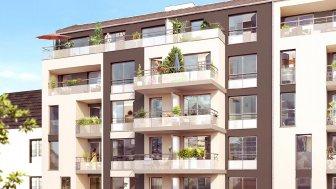 Appartements neufs Le 5 Baco investissement loi Pinel à Nantes
