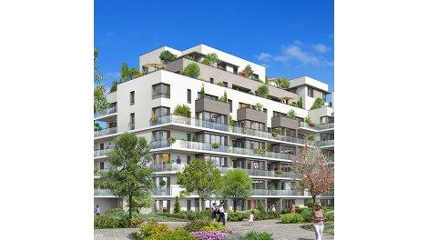 investir dans l'immobilier à Achères