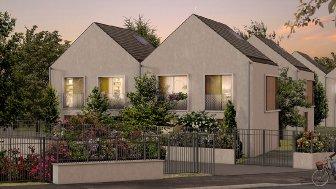 Maisons neuves Les Jardins de l'Ile Côté Coeur de Ville à Nanterre