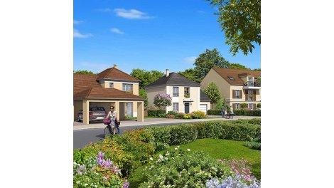 Appartements et maisons neuves Ô Beau Verger à Chevry-Cossigny