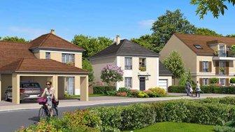 Appartements et maisons neuves Le Hameau Beauverger à Chevry-Cossigny