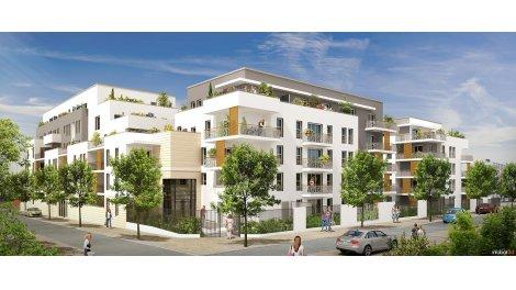 Appartement neuf Le Jardin d'Héloïse à Meaux