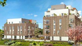 Appartements neufs Les Rives du Parc investissement loi Pinel à Fleury-sur-Orne