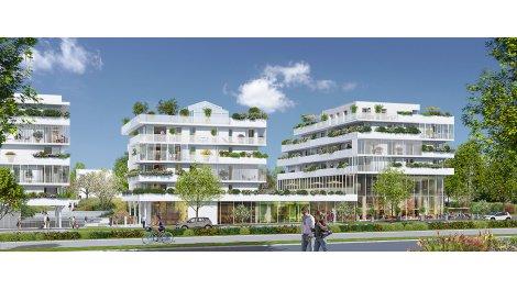 Appartement neuf Symbioz à Saint-Herblain