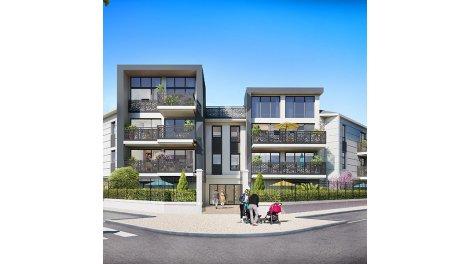 Appartement neuf Les Sentes des Réaux - Appartements investissement loi Pinel à Elancourt