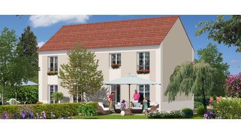 Maisons neuves Coeur Village à Villiers-sur-Morin
