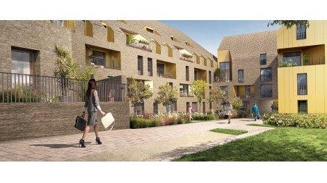 Appartement neuf Effigie investissement loi Pinel à Versailles
