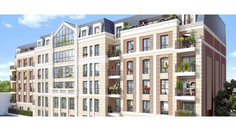 Appartement neuf La Verrière investissement loi Pinel à Puteaux