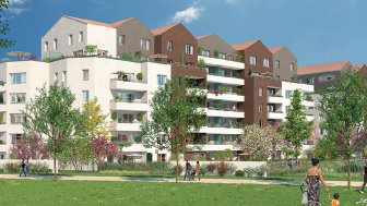 Appartements neufs Les Apparts Côté Parc investissement loi Pinel à Neuilly-sur-Marne