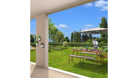 Appartement neuf Les Apparts Côté Jardin à Neuilly-sur-Marne