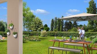 Appartements neufs Les Apparts Côté Jardin à Neuilly-sur-Marne