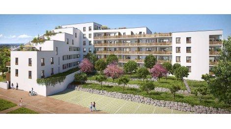 Appartement neuf Sun Garden investissement loi Pinel à Angers