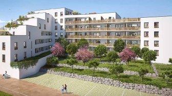 Appartements et maisons neuves Sun Garden investissement loi Pinel à Angers
