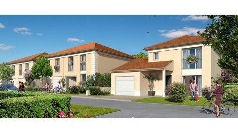 Appartements et maisons neuves Le Clos des Poètes à Pierrelaye