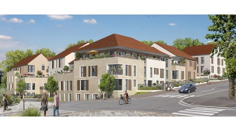 Appartements neufs Infigny investissement loi Pinel à Igny