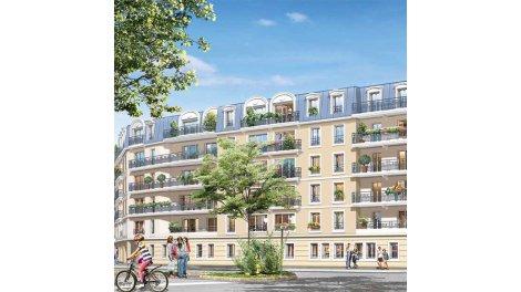 Appartement neuf Esprit Ville II à Franconville