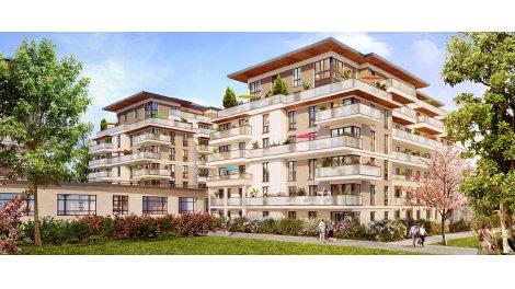Appartement neuf Amélia investissement loi Pinel à Vélizy-Villacoublay