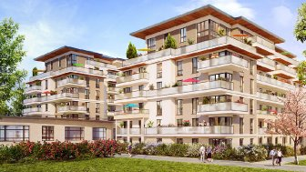 Appartements neufs Amélia investissement loi Pinel à Vélizy-Villacoublay