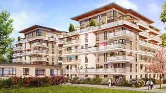 Appartements neufs Amélia II investissement loi Pinel à Vélizy-Villacoublay