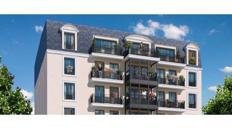 Appartement neuf Héritage investissement loi Pinel à Clamart