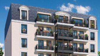Appartements neufs Héritage investissement loi Pinel à Clamart