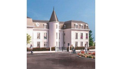 Appartement neuf Coeur Savigny investissement loi Pinel à Savigny-sur-Orge