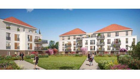 Appartement neuf Les Jardins des Retentis à Jouy-le-Moutier