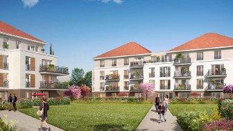 Appartements neufs Les Jardins des Retentis investissement loi Pinel à Jouy-le-Moutier
