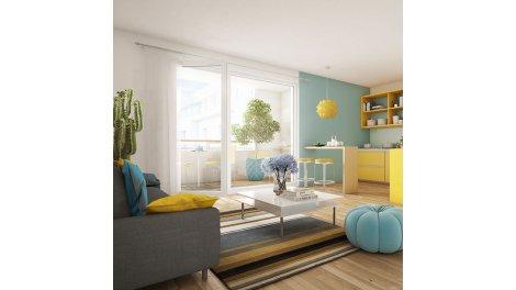 Appartement neuf Prochainement investissement loi Pinel à Livry-Gargan