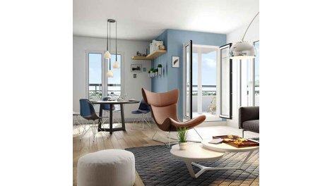 Appartement neuf 7 Foch investissement loi Pinel à Neuilly-Plaisance