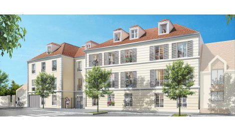 Appartement neuf Coeur Royal investissement loi Pinel à Rambouillet