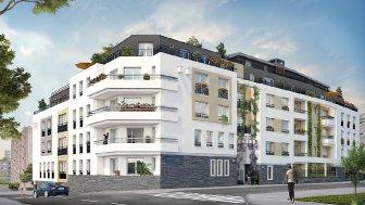 Appartements neufs Natur&vous investissement loi Pinel à Bagnolet