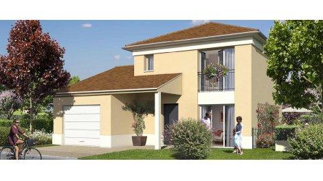 Maisons neuves Le Domaine de l'Ambassadeur à Éragny