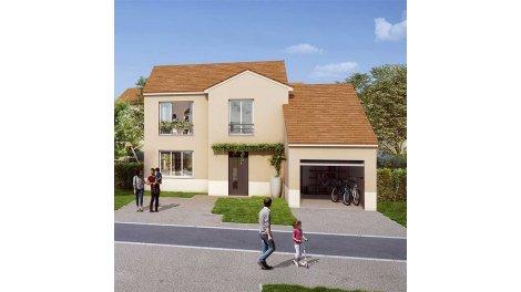 Appartements et maisons neuves Terre de Lisses investissement loi Pinel à Lisses