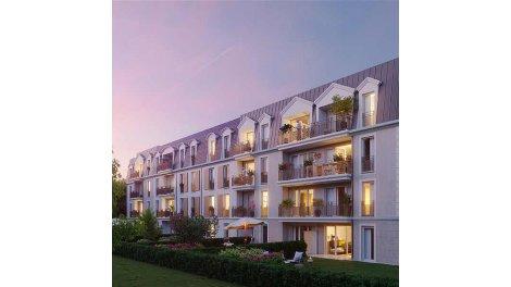 Appartement neuf Magnifi'Sens investissement loi Pinel à Sainte-Geneviève-des-Bois