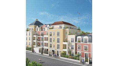 Appartement neuf Villa de Traversay à Le Blanc Mesnil