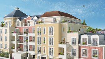 Appartements neufs Villa de Traversay investissement loi Pinel à Le Blanc Mesnil