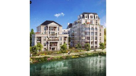 appartement neuf à Clamart