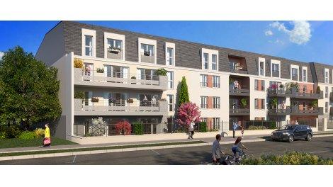 Appartement neuf Les Arborées investissement loi Pinel à Gretz-Armainvilliers