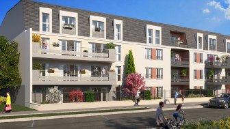 Appartements neufs Les Arborées investissement loi Pinel à Gretz-Armainvilliers